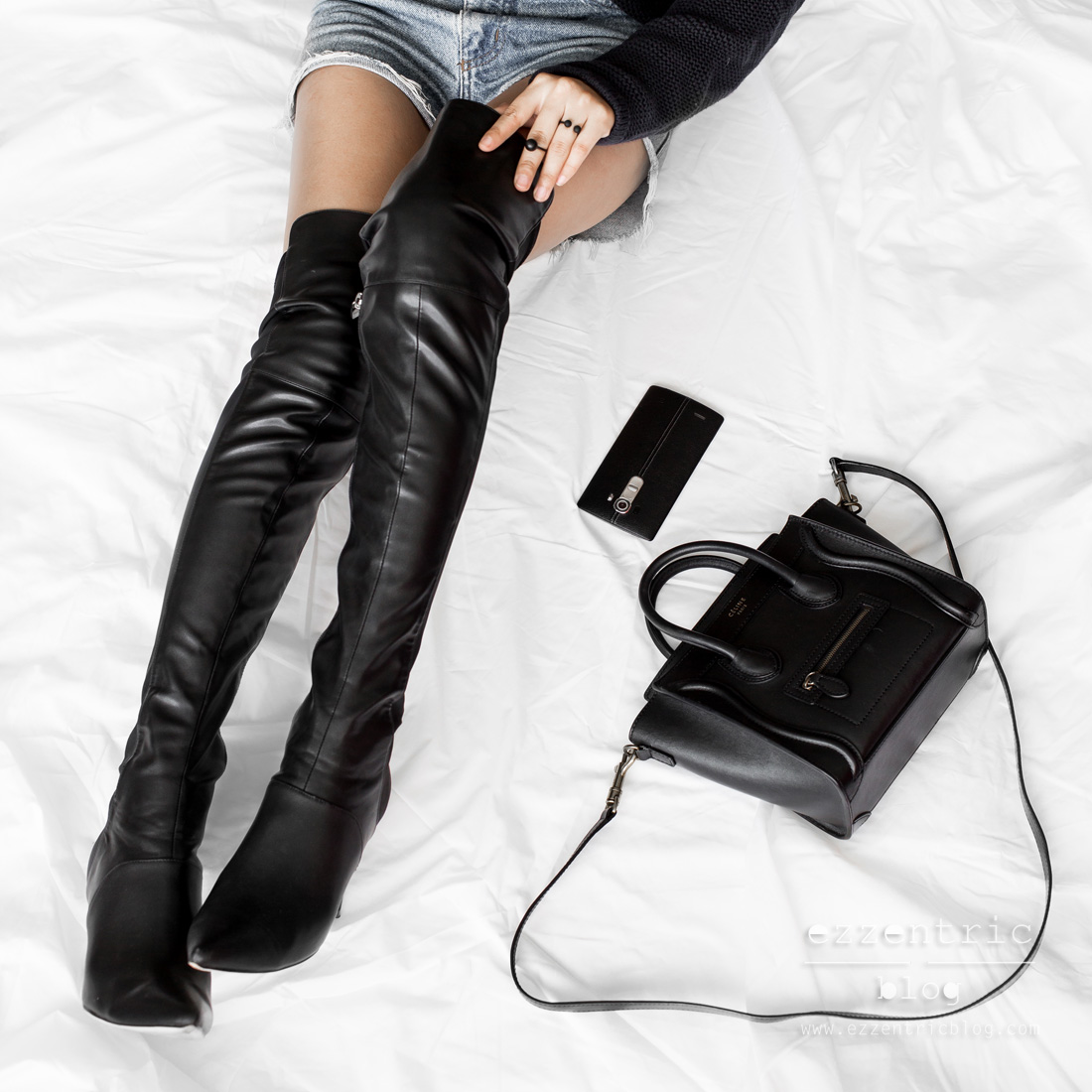 Best Thigh High Boots Look 01