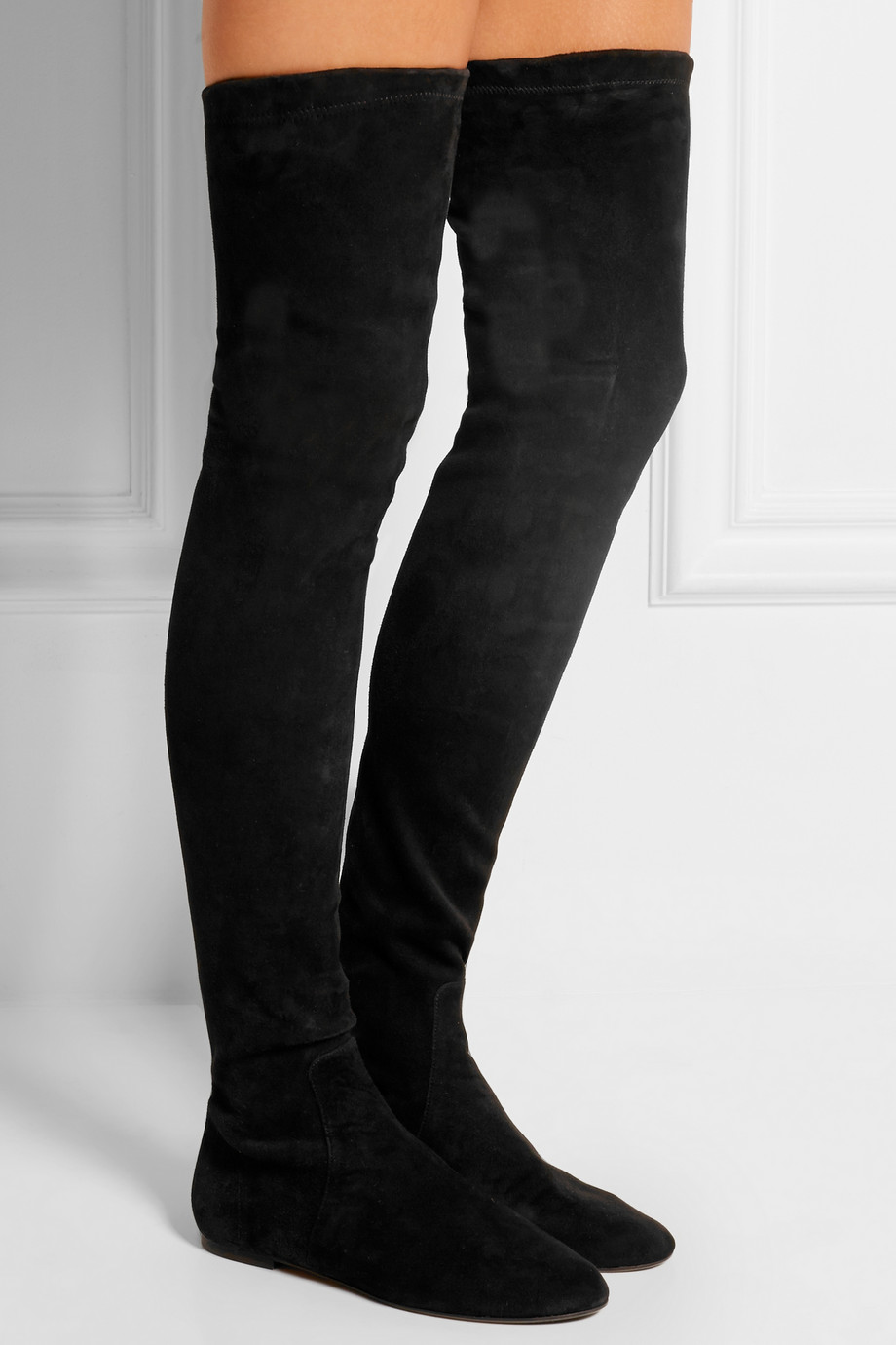 Isabel Marant's 'Brenna' over-the-knee boots