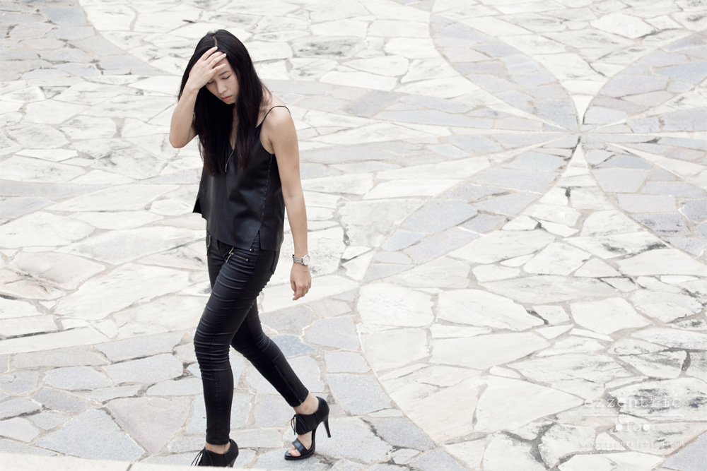 all black outfit styling 02