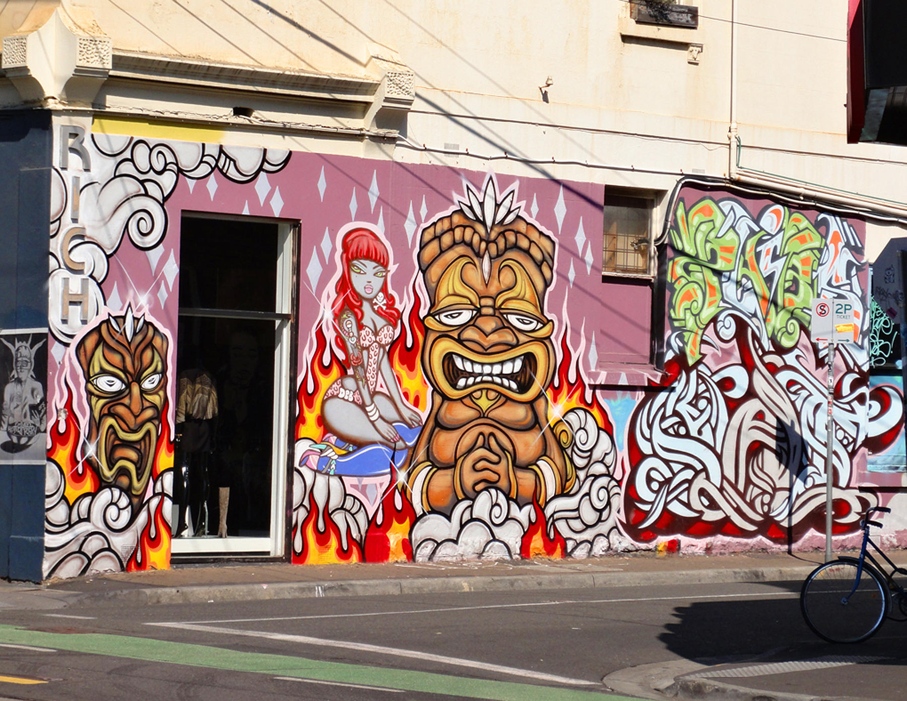 Melbourne Travel Diary 2016 Brunswick Steet 4