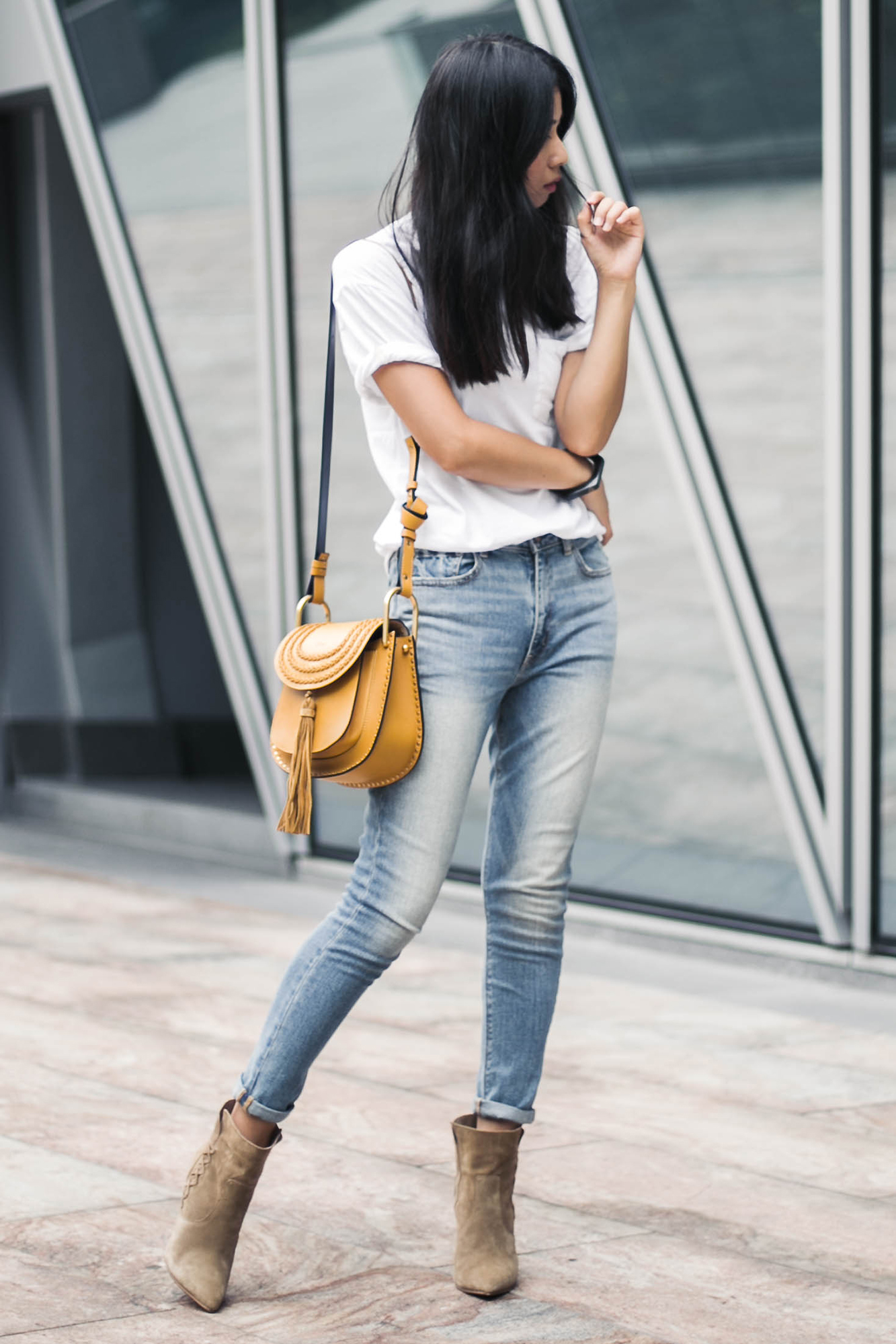 TWEE OOTD_Mom Jeans and Ankle Boots 05
